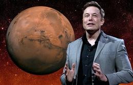 Tỷ phú SpaceX hé lộ kế hoạch chinh phục sao Hỏa