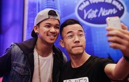 Trọng Hiếu tiếp lửa đam mê cho thí sinh Vietnam Idol 2016