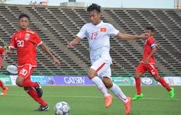 U16 Việt Nam đụng chủ nhà Campuchia tại bán kết giải U16 Đông Nam Á