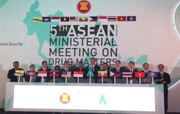 ASEAN tăng cường hợp tác phòng chống ma túy
