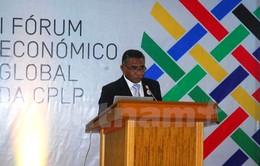 Diễn đàn kinh tế toàn cầu các nước nói tiếng Bồ Đào Nha