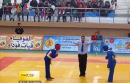 Việt Nam - Algeria hợp tác dạy tiếng Việt cho các võ sư