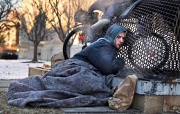 Người vô gia cư tại Anh đón Giáng sinh tại các trung tâm tạm trú