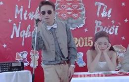 """Phan Mạnh Quỳnh nói về """"Vợ người ta"""" trên Cafe sáng"""