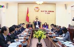 Bộ Chính trị công bố kết luận kiểm tra tại Bộ LĐ-TB&XH