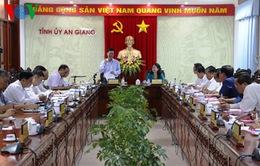 Tăng cường kiểm tra đôn đốc việc thực hiện Nghị quyết Đại hội XII