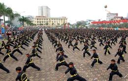 Khi võ cổ truyền Việt Nam được đưa vào chương trình thi đấu ABG5