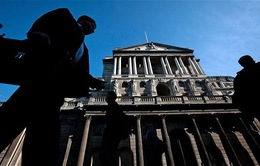 Ngành ngân hàng Anh tăng vốn dự phòng rủi ro