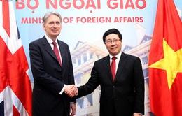 Đẩy mạnh quan hệ đối tác chiến lược Việt Nam - Anh