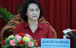 Cử tri Cần Thơ hoan nghênh quyết tâm đổi mới của Quốc hội khóa XIV