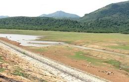 Bình Định: 70 hồ chứa đã cạn nước