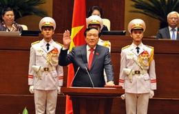 Tân Chánh án TANDTC Nguyễn Hòa Bình tuyên thệ nhậm chức
