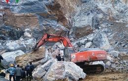 Khởi tố điều tra hình sự vụ sập mỏ đá ở Thanh Hóa