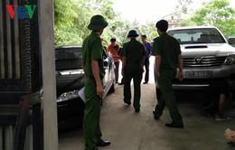 Thanh Hóa: Khởi tố vụ côn đồ vác súng truy sát nhà dân