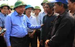 Phó Thủ tướng Nguyễn Xuân Phúc kiểm tra công tác chống hạn tại Gia Lai