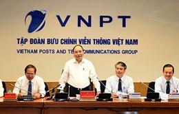 Thủ tướng làm việc với Tập đoàn Bưu chính Viễn thông Việt Nam