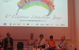 """8 quốc gia tham gia """"Những ngày Văn học châu Âu"""" tại Việt Nam"""