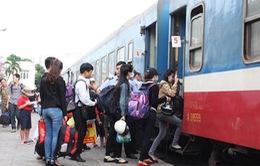 Từ 19/3, giảm giá vé tàu Hà Nội - Thanh Hóa