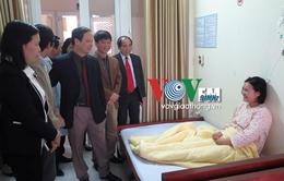 Phẫu thuật tại nhà cứu sống bệnh nhân vỡ thai ngoài tử cung