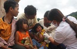 Họp khẩn huy động lực lượng chống dịch bạch hầu tại Bình Phước