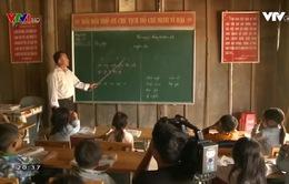 """Gian nan hành trình """"gieo chữ"""" ở ngôi trường vùng cao toàn giáo viên nam"""