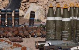 Bắt giữ thủ lĩnh phụ trách vũ khí hóa học của IS tại Iraq