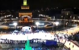 Vũ điệu mùa Đông ở Moscow, Nga