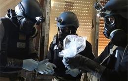 IS sử dụng và tàng trữ vũ khí hóa học tại Iraq