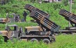 Hàn Quốc xây dựng hệ thống chống pháo đối phó với Triều Tiên