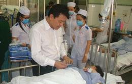 Tai nạn ở Bình Thuận: Hỗ trợ thân nhân khi chờ kết quả ADN