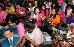 Lãnh đạo Việt Nam chia buồn sâu sắc khi Nhà vua Thái Lan qua đời