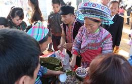 Tái hiện không gian văn hóa chợ vùng cao Điện Biên