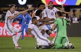 VIDEO Copa America, Colombia 0-0 Peru (pen 4-2): Nghẹt thở vào bán kết