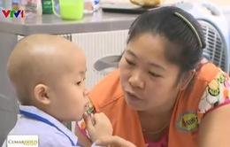 Người mẹ bất hạnh có 2 con mắc bệnh hiểm nghèo