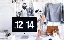 Những góc nhỏ giúp bạn dâng tràn cảm hứng làm việc tại nhà