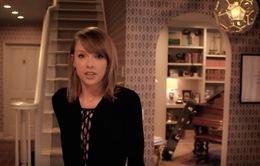 Bất ngờ với nhà riêng nhỏ gọn của Taylor Swift