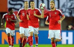 Vòng loại World Cup 2018: Áo 2 - 2 Xứ Wales: Arnautovic giúp Áo giành lại một điểm