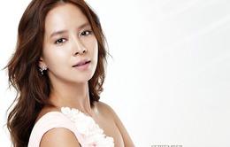 """Song Ji Hyo ký hợp đồng với công ty """"lính mới"""""""