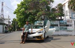 """Ngắm ảnh """"cực chất"""" của chiếc K3 độ Lamborghini đầu tiên tại Việt Nam"""