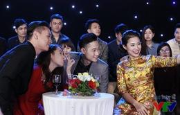 """Gặp gỡ diễn viên truyền hình 2016: Loạt ảnh hậu trường """"hiếm thấy"""" của các nghệ sĩ"""