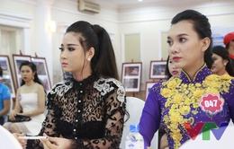 Top 36 Hoa hậu Biển tỏa sáng trong cuộc thi Người đẹp du lịch