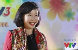 """BTV Thanh Hường: """"Nếu lựa chọn lại, tôi vẫn chọn VTV3"""""""