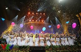 Gala nghệ thuật Liên hoan thiếu nhi ASEAN: Ấn tượng và giàu bản sắc