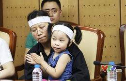 Xúc động bài thơ Đỗ Nhật Nam tặng con gái phi công Trần Quang Khải