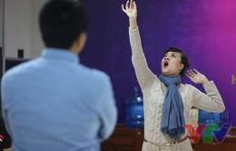 """Táo quân 2016: """"Chết cười"""" với biểu cảm có một không hai của """"Táo"""" Vân Dung"""