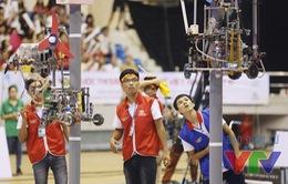 Xem lại VCK Robocon Việt Nam 2016: Các trận đấu tại bảng C, D