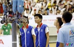 Xem lại VCK Robocon Việt Nam 2016: Các trận đấu tại bảng E, F