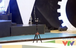Chung kết Robocon Việt Nam 2016: Sống động với trải nghiệm 360 độ