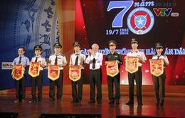 Cục THADS TP. HCM vô địch chung kết toàn quốc chấp hành viên giỏi