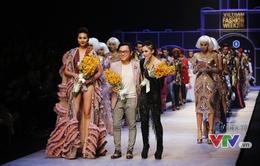 Tuần lễ thời trang quốc tế Việt Nam Thu - Đông 2016 chính thức khai mạc tại Hà Nội